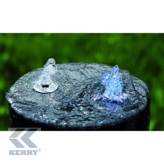 LED ring for water features with blue light, 1/2 tubes    kel0321LED ring for water features with blue light, 1/2 tubes    kel0321