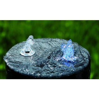 LED ring for water features with blue light, 3/4 tubes    kel0322