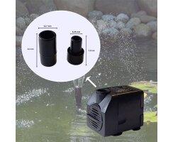 Wasserspielpumpe, Brunnenpumpe, 750l/h 12V kep0750l
