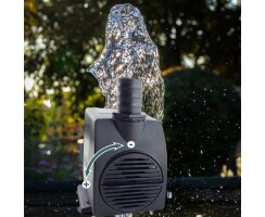 Fountain pump, fountain pump, 1200l / h kep1200l