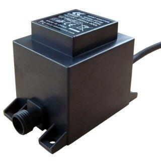 Transformer, transformer 30VA / 30W, 12V AC / AC kez0115 ket30