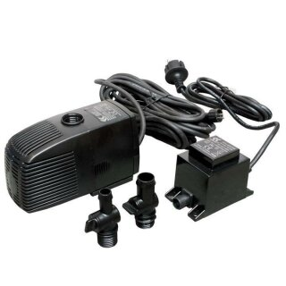 Fountain pump, fountain pump, 1500l / h kep1500l; 12V; AC