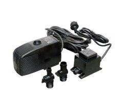 Fountain pump, fountain pump, 1500l / h kep1500l; 12V; AC