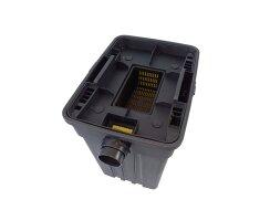Kerry Electronics keb09000 - Teichfilter-Set für Teiche bis 9000L: inkl. Filter, Pumpe, Schlauch und Zubehör