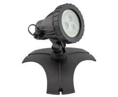 KEL1241 - Basis Set - Gartenleuchte 3 Power LED, RGB,...
