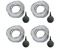 KEA1800 Belüfter / Luftpumpe / Membranpumpe für Teich & Aquarium 30l/min  1800l/h nur 25W