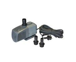 KEQ4000F ECO Teichpumpe, leise, 4000l/h nur 70W, 230V...