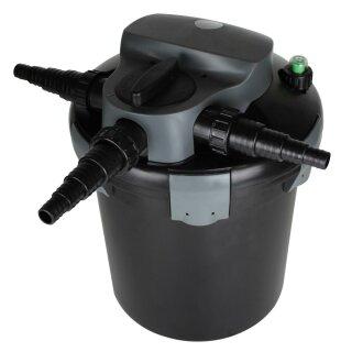 Kerry Electronics KEV06000 Bio Druckfilter mit 9W UV-Einheit und Rückspül-System